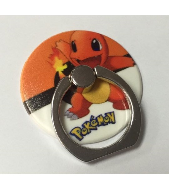 Pokemon Rotating Ring Stand Holder - CHARMANDER