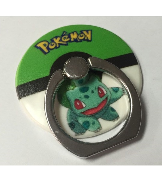 Pokemon Rotating Ring Stand Holder - BULBASAUR
