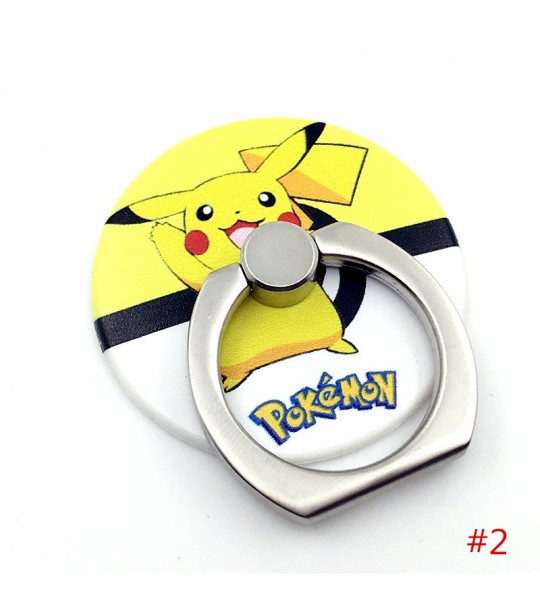 Pokemon Rotating Ring Stand Holder - PIKACHU