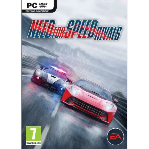 pc need for speed rivals english. Black Bedroom Furniture Sets. Home Design Ideas