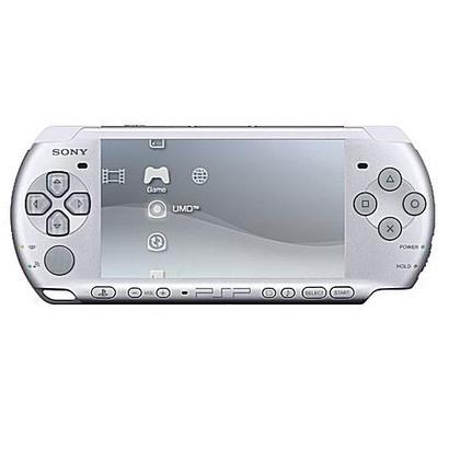 Sony Psp 2000 Silver Full Offer Bundle