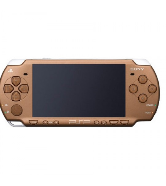 Sony Psp 2000 Matte Bronze Full Offer Bundle