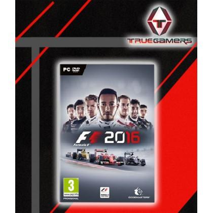 Pc Formula 1 2016 (F1 2016) English