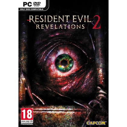 PC RESIDENT EVIL REVELATION 2
