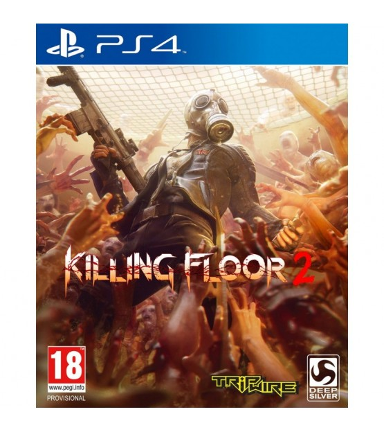 PS4 KILLING FLOOR 2 R2