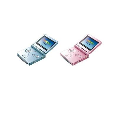 Nintendo Gameboy Advance Sp Model 001- Refurbished + 1 multi Games Random