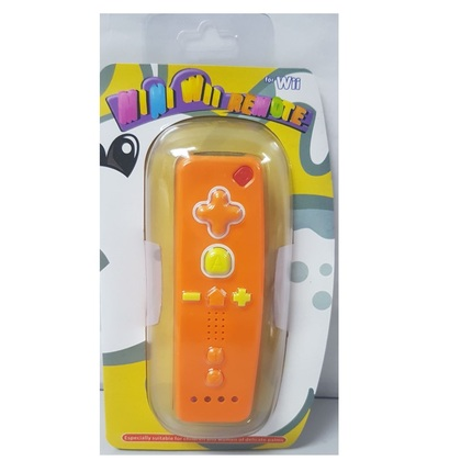 Nintendo Wii Remote Orange