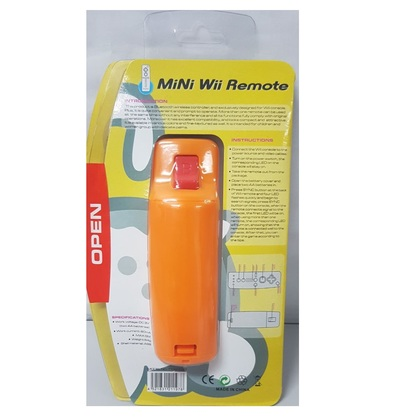 Nintendo Wii Remote Orange