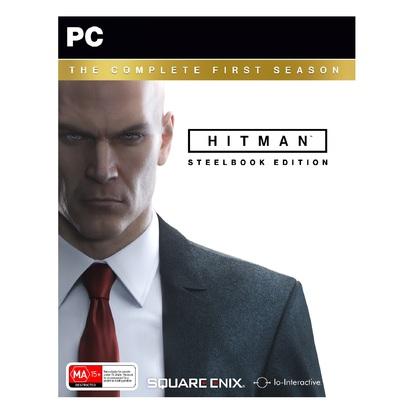 Pc Hitman: The Complete First Season