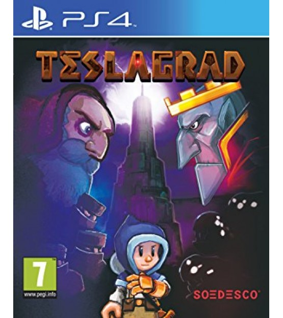 PS4 TESLAGRAD R1/ALL