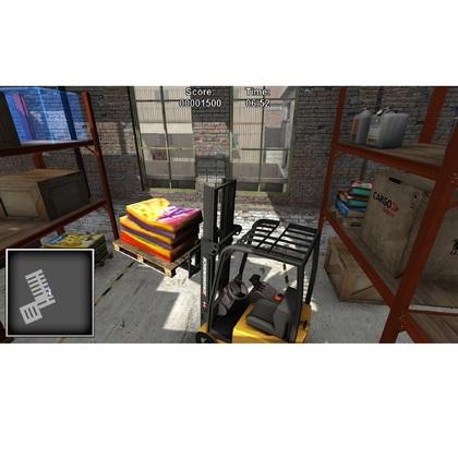 PC Warehouse & Logistics Simulator