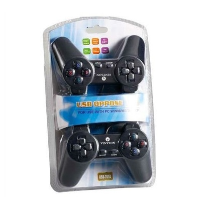 Pc Double Classical Joypad Controller