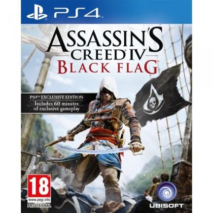 PS4 ASSASSINS CREED IV BLACK FLAG - R1 ENGLISH
