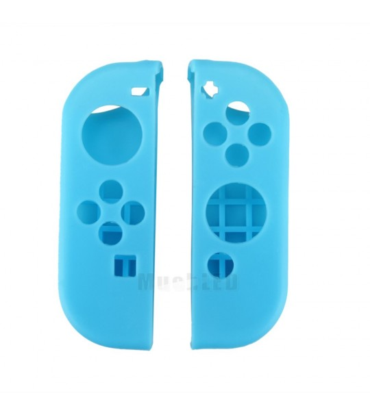 Nintendo Switch  Joy-Con Blue/Red Color Silicon Soft Cover OEM(NSW-014)