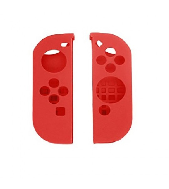 Nintendo Switch - Joy-Con Color Silicon Soft Cover Red