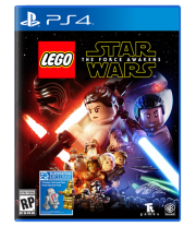 PS4 LEGO Star Wars: Force Awakens R2