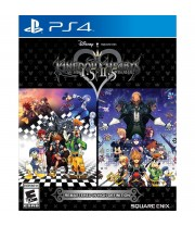 PS4 Kingdom Hearts HD 1.5+2.5 Remix Eng-R2