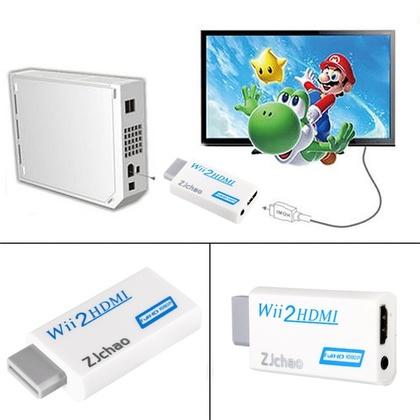 Wii Hdmi Adapter Converter