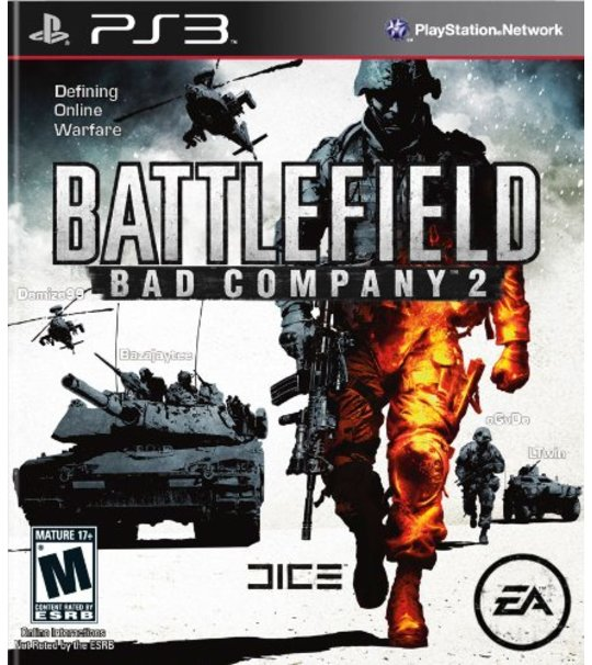 PS3 Battlefield Bad Company 2-Pre Owned