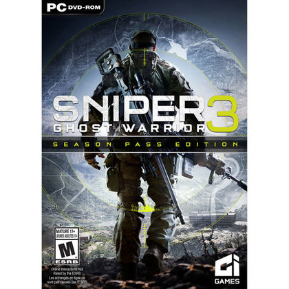 PC SNIPER GHOST WARRIOR 3 SEASON PASS EDITION