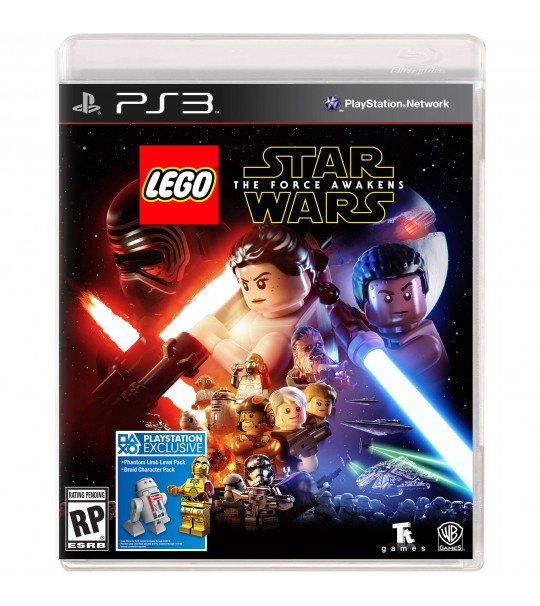 PS3 LEGO Star Wars: Force Awakens R2