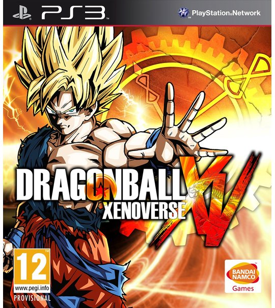 PS3 DRAGON BALL XENOVERSE XV - ALL