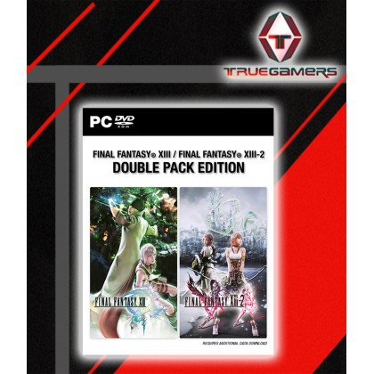 PC Final Fantasy XIII & XIII-2(Double Pack Edition)