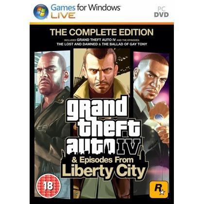 PC Grand Theft Auto IV: Complete Edition