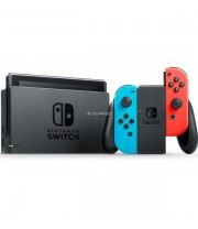 NINTENDO SWITCH CONSOLE (RED/BLUE) ASIA SET