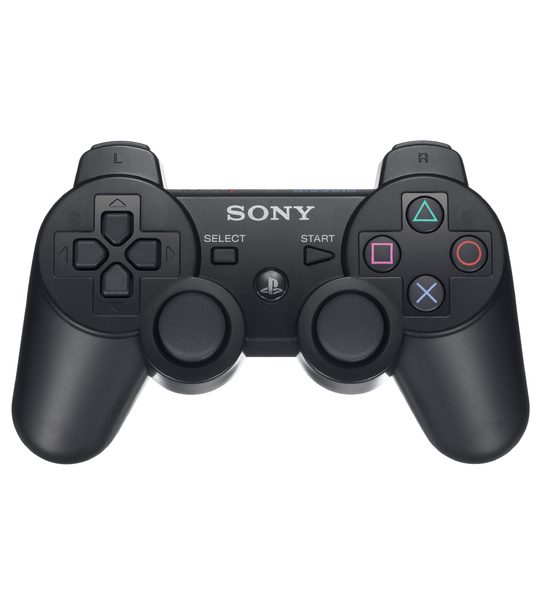 Ps3 Dual Shock 3 Controller Black Original