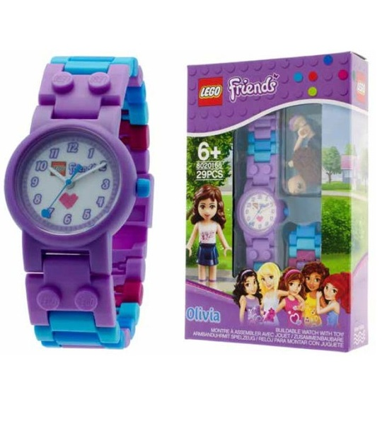 Lego Kids Watch LF Olivia Original (8020165)