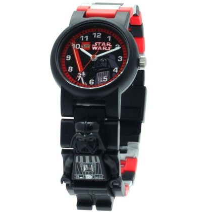 Lego Kids Mini Fig Watch Vader Original (8020417)