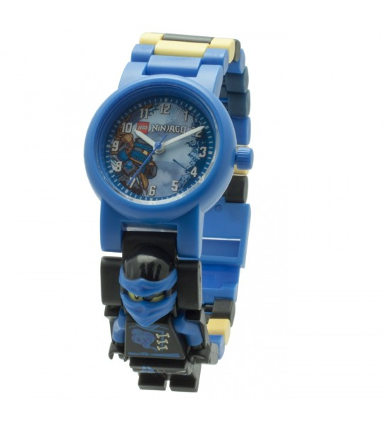 Lego Kids Mini Figure Watch Ninjago Sky Pirate Jay Original (8020530)