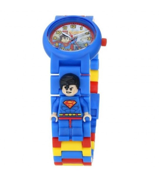 Lego Kids Mini Figure Watch Superman Original (80020257)