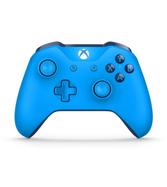 XBOX ONE WIRELESS CONTROLLER WITH 3.5MM JACK & BLUETOOTH BLUE VORTEX