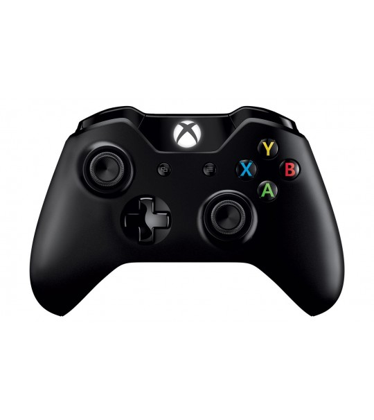 Xbox One Wireless Controller With 3.5mm Jack & Bluetooth Black