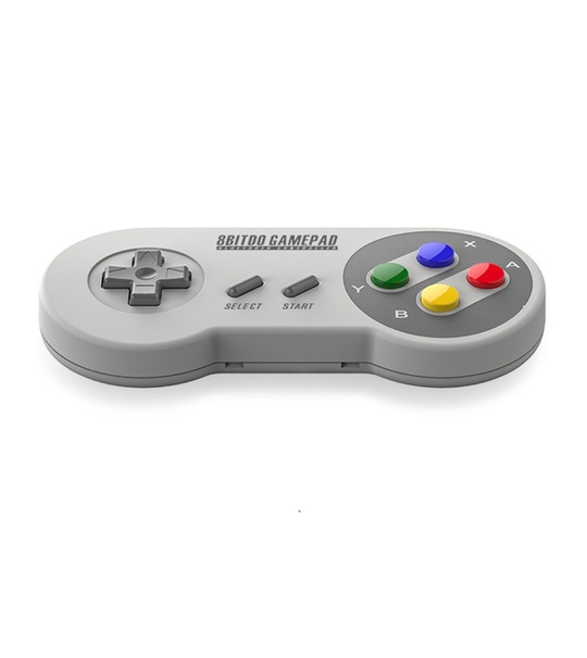 8BITDO SFC30 GAME BLUETOOTH CONTROLLER ORIGINAL