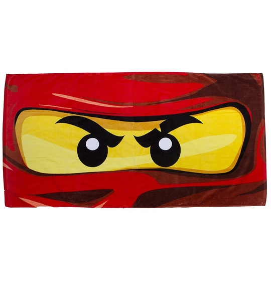 Lego Ninjago Eyes Fleece Blanket Original
