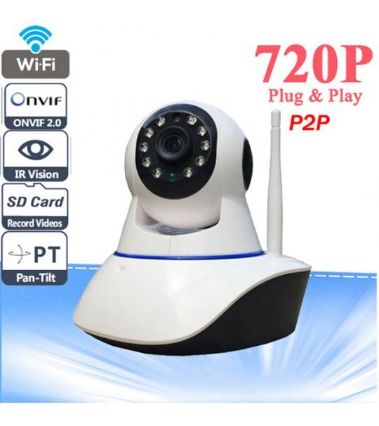 F-SHEILD 0400H Smart Wireless Smart Home Office Retails IP Camera