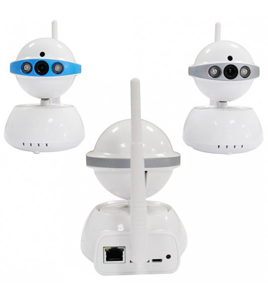 F-SHEILD 0800H Asteroids Smart Home Office Retails IP Camera