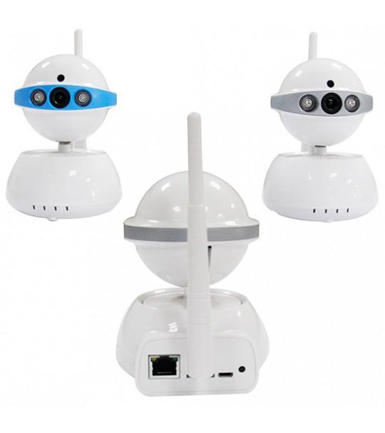 F-SHEILD 0800H Asteroids Smart Home Office Retails IP Camera