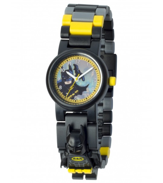 Lego Kids Mini Figure Watch Batman Original (8020837)