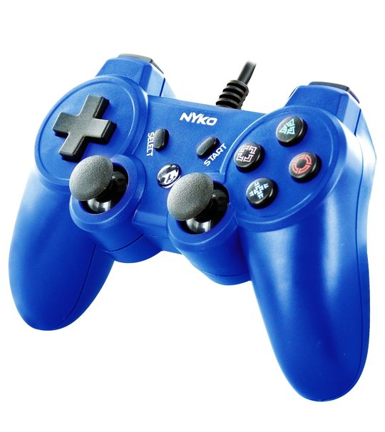 PS3 NYKO CORE CONTROLLER BLUE