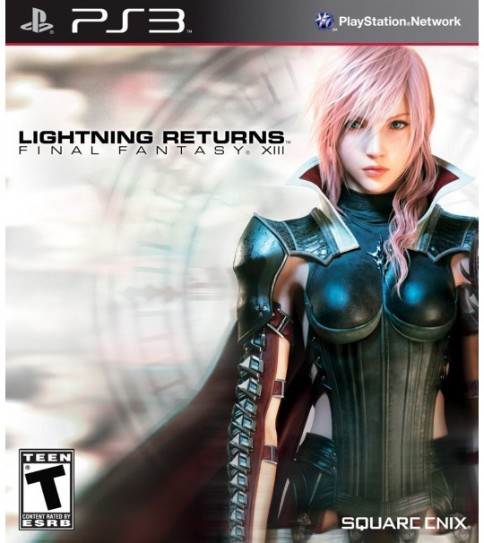 PS3 FINAL FANTASY XIII : LIGHTNING RETURNS - R1/ALL