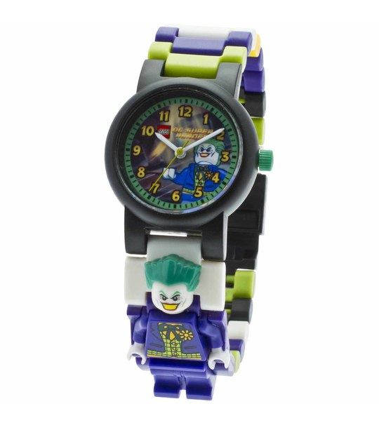 Lego Kids Mini Figure Watch The Joker Original (8020240)