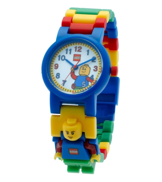 Lego KIds mini Figure watch Classic Original (8020189)