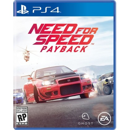 PS4 NEED FOR SPEED PAYBACK R3