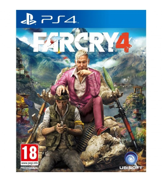 PS4 FAR CRY 4 - R2