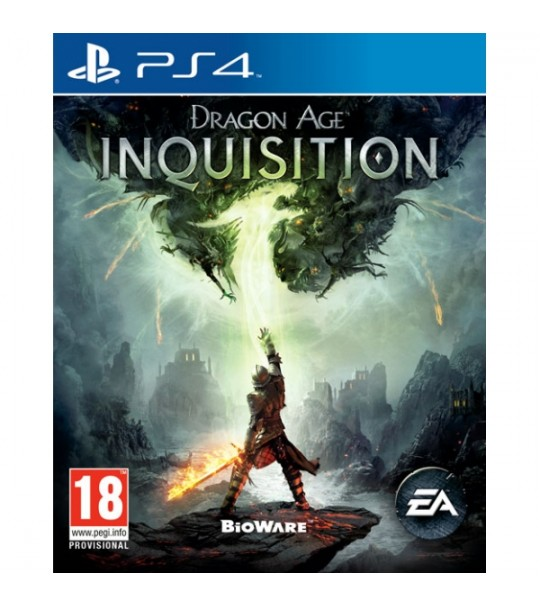 PS4 DRAGON AGE INQUISITION - ALL
