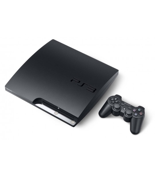 PS3 Slim Model 60GB E3 ODE Modify Set With 250GB External HDD Full Games